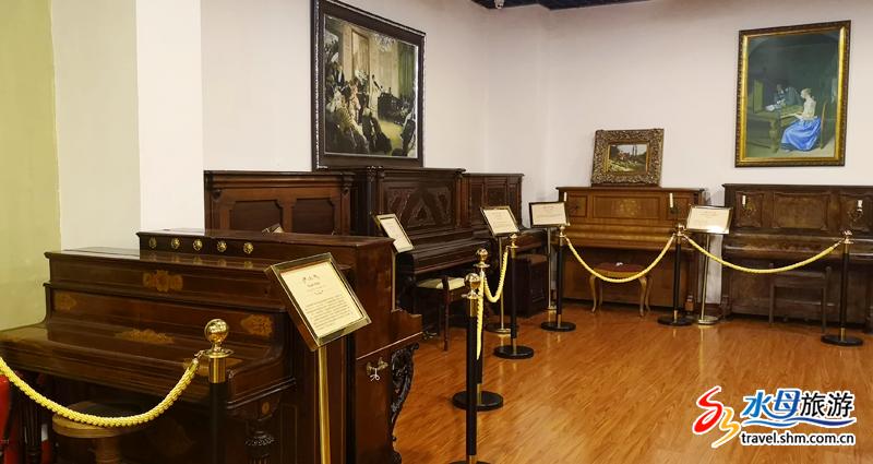 见证烟台历史的钢琴